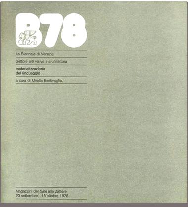 Biennale 1978